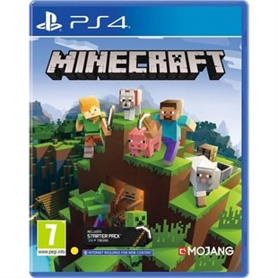 Minecraft Sony Ps4 Oyunu