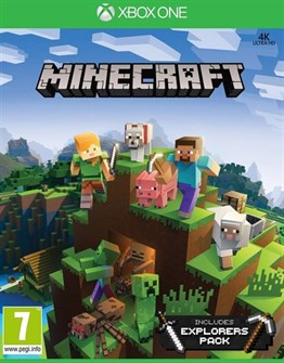 MINECRAFT XBOX ONE 2.EL