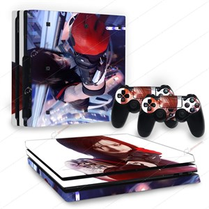 MIRRORS EDGE PS4 PRO STICKER