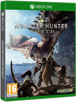 MONSTER HUNTER WORLD XBOX ONE 2.EL