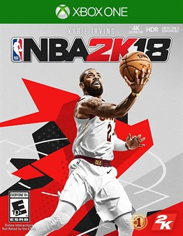 NBA 2K18 XBOX ONE 2.EL