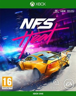 NEED FOR SPEED HEAT XBOX ONE 2.EL