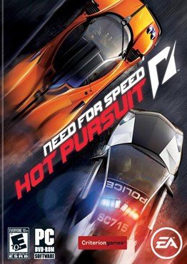 NEED FOR SPEED HOT PURSUIT NFS PC