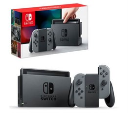 NINTENDO SWITCH KONSOL GRİ