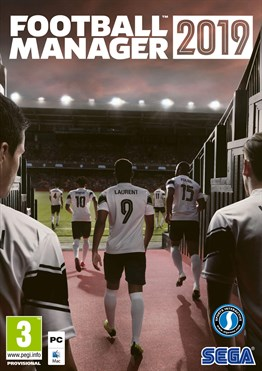 PC FOOTBALL MANAGER 2019 FM 19