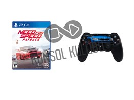 PS4 NFS PAYBACK + DS4 STICKER HEDİYELİ