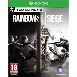 RAINBOW SIX SIEGE XBOX ONE 2.EL