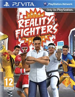 REALITY FIGHTERS PS VITA 2.EL
