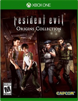 RESIDENT EVIL ORIGINS COLLECTION XBOX ONE 2.EL