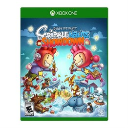 SCRIBBLENAUTS SHOWDOWN XB1 2.EL