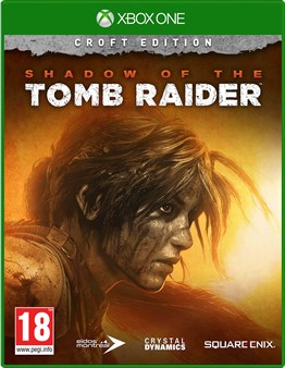 Shadow Of The Tomb Raider Croft Edition Xbox One Oyunu
