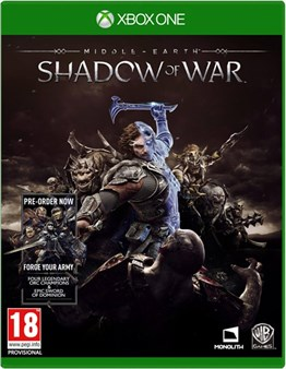 SHADOW OF WAR XBOX ONE 2.EL