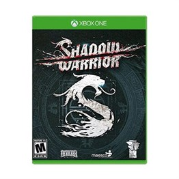 SHADOW WARRIOR XBOX ONE 2.EL