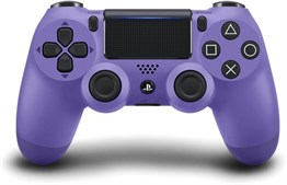 Sony PlayStation Dualshock 4 DS4 ELECTRIC PURPLE V2