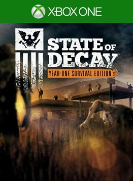 STATE OF DECAY YEAR ONE SURVIVAL EDITION XBOX ONE 2.EL