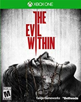 THE EVIL WITHIN XBOX ONE 2.EL