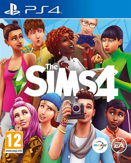 The Sims 4 Sony Ps4 Oyunu