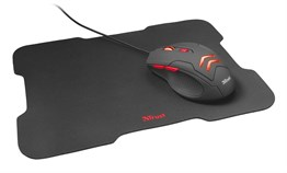 TRUST MOUSE & PAD FOR PC