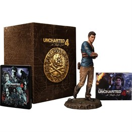 Uncharted 4 A Thiefs End Collectors Edition