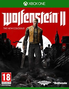 WOLFENSTEIN 2 THE NEW COLOSSUS  XBOX ONE 2.EL